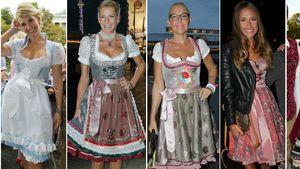 Welche Promi-Dame trägt das schönste Wiesn-Dirndl?