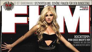 Pixie Lott auf dem Cover der FHM