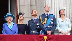Kurz vor Baby-Geburt: Wer ist der beliebteste UK-Royal?
