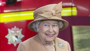 Queen Elizabeth II. in Norfolk