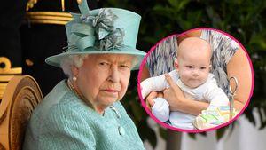 Wird die Queen Urenkel Archie nach Megxit nie wieder sehen?