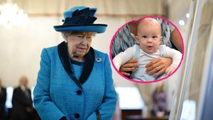 Archie mit Eltern in Kanada: Die Queen vermisst Urenkel!