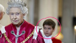 Queen-Schleppenträger (damals 13) ist heute Muskel-Hottie!