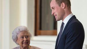 Nach Scheidung: Die Queen rettete William vor Zusammenbruch