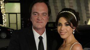 Tatsächlich: Quentin Tarantino hat seine Daniella geheiratet