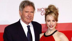 Harrison Ford und Rachel McAdams