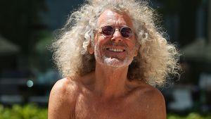 "Hippie-Besuch: Rainer Langhans zieht bei ""Newtopia"" ein!"