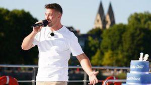 Zum 18. DSDS-Geburtstag: Ramon Roselly überrascht Dieter