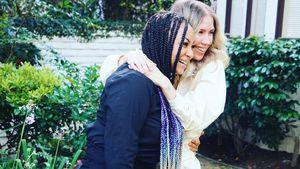 Überraschung: Raven-Symoné hat ihre Freundin geheiratet