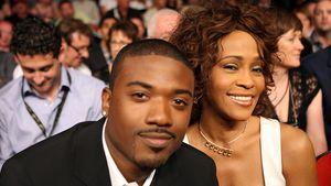 Ray-J und Whitney Houston 2008 bei einer Veranstaltung in Las Vegas