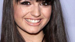 Rebecca Black lässt sich von Hatern nicht ärgern