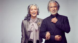 "Rebecca Mir und Massimo Sinato in der VOX-Sendung ""The Story of my Life"""