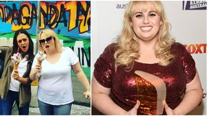 Comedy-Star Rebel Wilson
