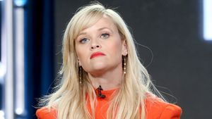 "Reese Witherspoon auf der Pressekonferenz zu ""Big Little Lies"" in Pasadena"