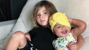 Die Kardashian-Kids: Süßes Pic von Reign & Cousine True!