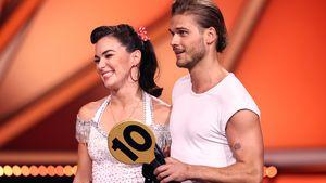 "30-Punkte-Jive: ""Let's Dance""-Rúrik und Renata total happy!"