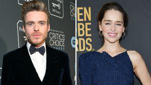 Nach WG-Zoff: Richard Madden wohnt in Emilia Clarkes Wohnung
