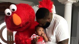 Nach Klinik-Drama: Rick Ross shoppt mit Töchterchen und Elmo