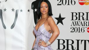 Bieder in Flieder: Rihanna & Co. total prüde bei den BRITs