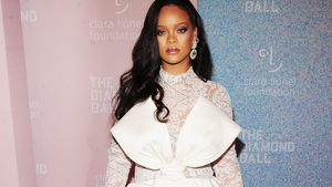 Ohne Hassan beim Diamond Ball: Ist Rihanna wieder Single?