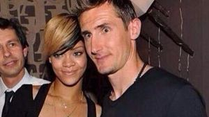 Aufgeregter Deutschland-Fan: Rihanna liebt Klose!