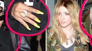 Copy-Cat? Nicola Roberts mit Rihanna-Nägeln