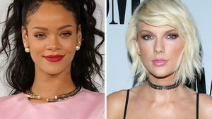 Rihanna und Taylor Swift