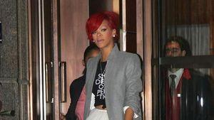 Rihanna absolvierte 8-Stunden-Shopping-Marathon