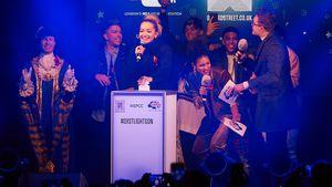 Mega Ehre! Rita Ora macht legendäre Xmas-Lights in London an