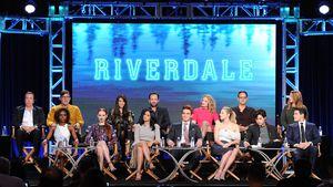 """""""Riverdale""""-Presse-Tour"""