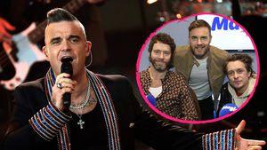 Für Online-Gig: Robbie Williams und Take That wieder vereint