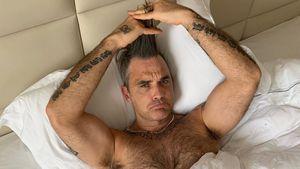 Fast gestorben: Robbie Williams hatte Quecksilbervergiftung!