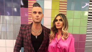 Zu Tränen gerührt: Robbie Williams schwärmt von seiner Frau