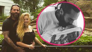 Nach Geburt: Josephine Welsch & Robert sind überglücklich!
