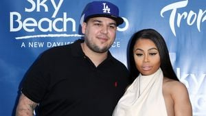 "Robert Kardashian und Blac Chyna beim ""Memorial Day Weekend"" in Las Vegas 2016"