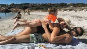 Im Urlaub: Robert Lewandowski postet süße Familienpics