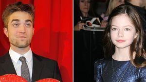 Robert Pattinson und Mackenzie Foy