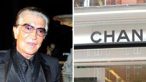 Frech! Roberto Cavalli lästert über Chanel