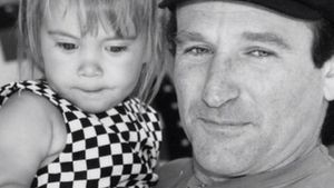 Robin Williams' letzter Gruß ging an seine Tochter