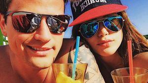 Rocco Stark und Angelina Heger in der Türkei