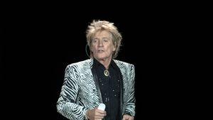 Rod Stewart bei einem Konzert in der Liverpool Echo Arena