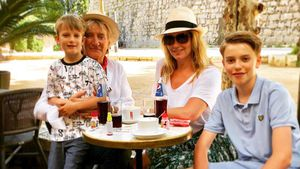 Sänger Rod Stewart emotional: Seine Familie ist sein Hobby!