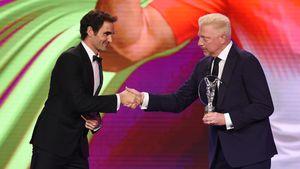 Nach Wimbledon: Boris Becker zieht seinen Hut vor Federer