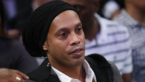 Mutter von Ex-Profikicker Ronaldinho mit 71 Jahren gestorben