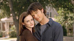 """Rory (Alexis Bledes) und Dean (Jared Padalecki) von """"Gilmore Girls"""""""