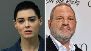 Rose McGowan gibt Weinstein für Kokain-Drama die Schuld