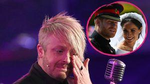 Tränen bei Royal Wedding: Deshalb musste Ross Antony weinen