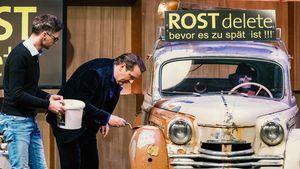 Perfekter Deal: Rostdelete-Gründer wollten unbedingt zu Ralf