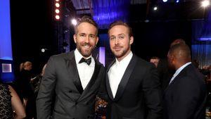 Ryan Reynolds und Ryan Gosling bei den Critics' Choice Awards 2016