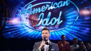 """Ryan Seacrest in der letzten Folge von """"American Idol"""" 2016"""